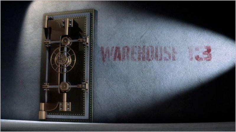 Warehouse 13 logo 2