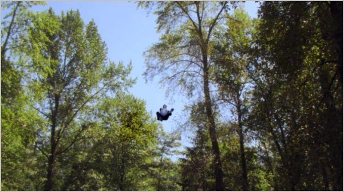 Eureka, up in the air, douglas fargo