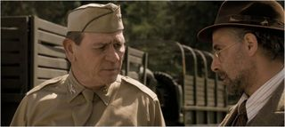 Captain america the first avenger, colonel phillips and dr. erskine