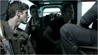 Hawaii five-0, ki'ilua, danny, lori and seals