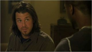Leverage, the office job, eliot and hardison