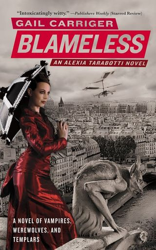 Blameless-gail carriger