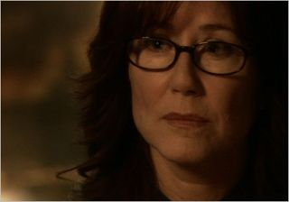 Battlestar galactica, bsg, you can't go home again, roslin