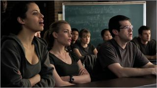 Covert Affairs, bang and blame, annie and classmates