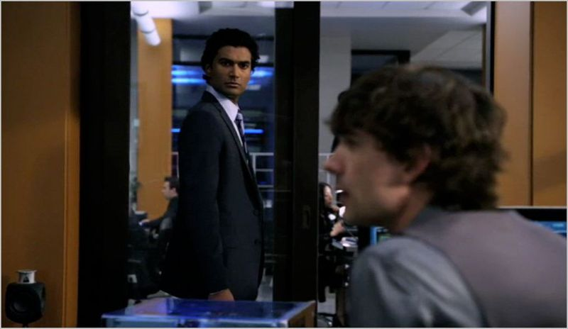 Covert Affairs, bang and blame, jai and auggie