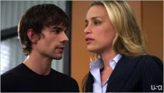 Covert affairs, when the levee breaks, jai