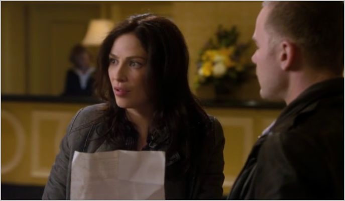 Warehouse 13, the new guy, myka and jinks