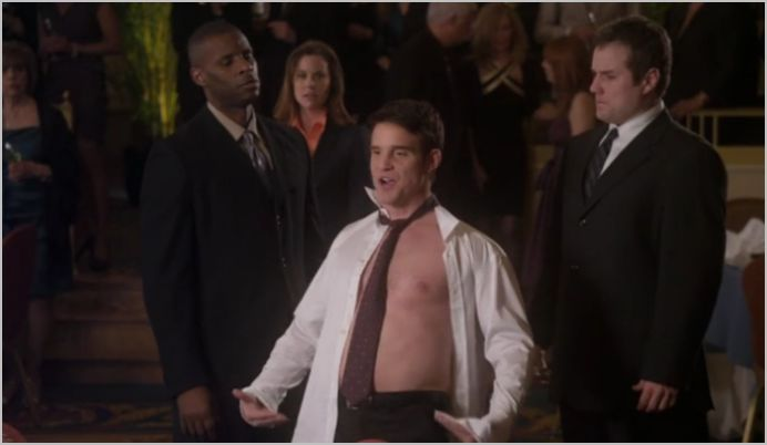 Warehouse 13, the new guy, pete 2
