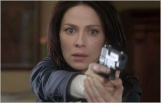 Warehouse 13, syfy, trials, myka