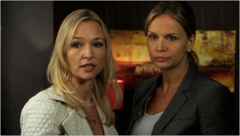 Covert affairs, welcome to the occupation, joan and megan