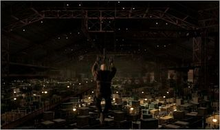 Warehouse 13, pilot, myka
