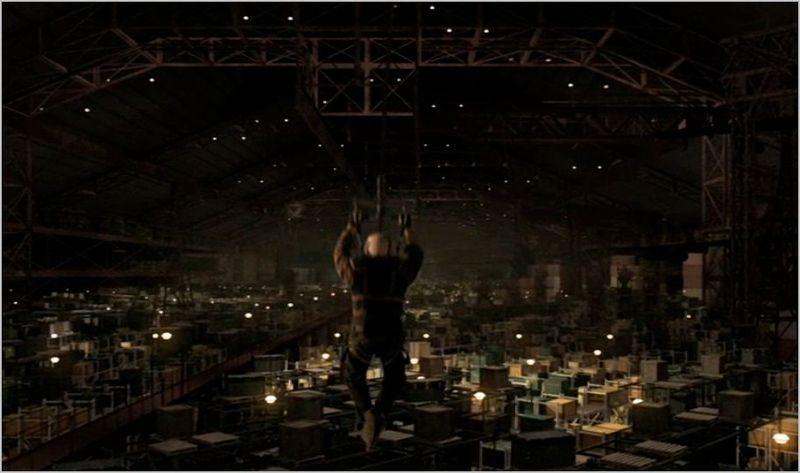 Warehouse 13, pilot, artie