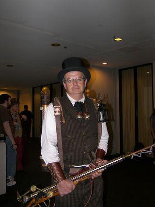 DragonCon 2011, Steampunk Exhibition 1