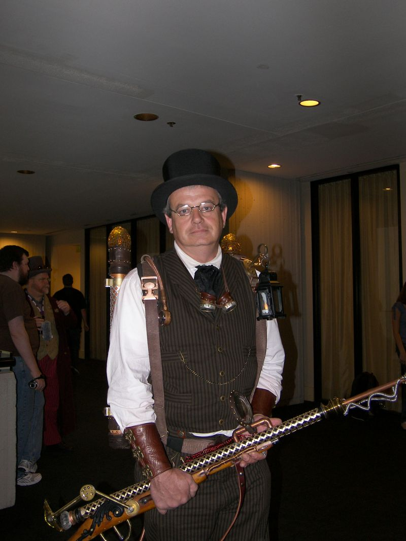 DragonCon 2011, Steampunk Exhibition 21
