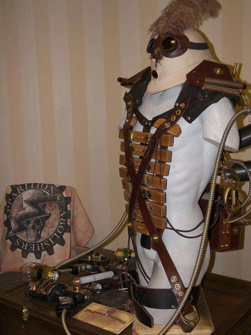 DragonCon 2011, Steampunk Exhibition 10