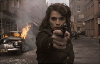 Captain america the first avenger, peggy carter 2