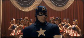 Captain america the first avenger, captain america 1