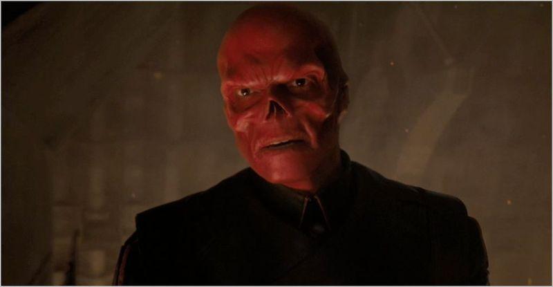 Captain america the first avenger, red skull 2
