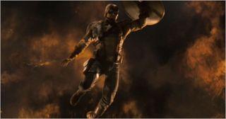 Captain america the first avenger, captain america 5