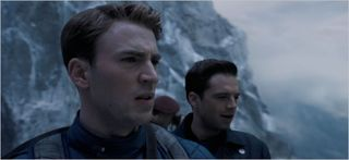 Captain america the first avenger, captain america and bucky