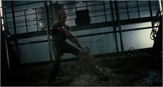 Thor, Thor trying to lift mjolnir
