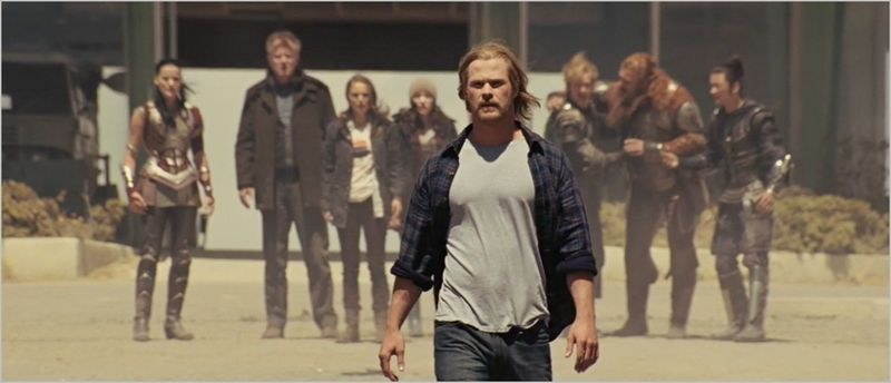 Thor, group