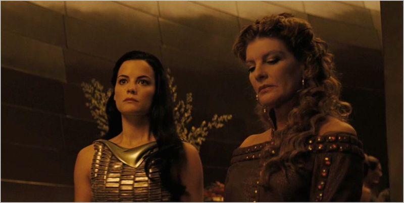 Thor, lady sif and frigga
