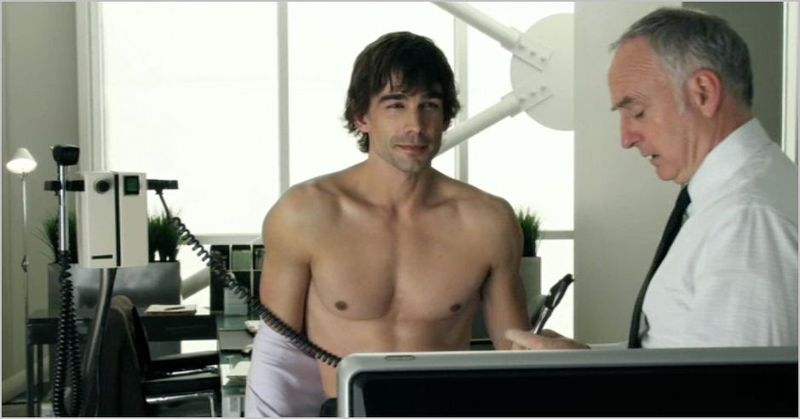 Covert affairs, letters never sent, auggie