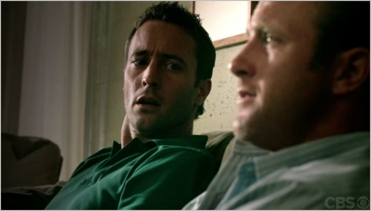 Hawaii five-0, lapa'au, steve and danny