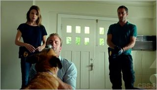 Hawaii five-0, lapa'au, lori, danny and steve