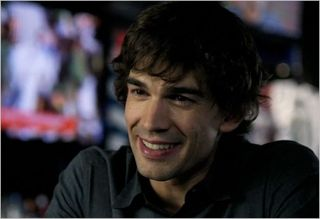 Covert affairs, uberlin, auggie