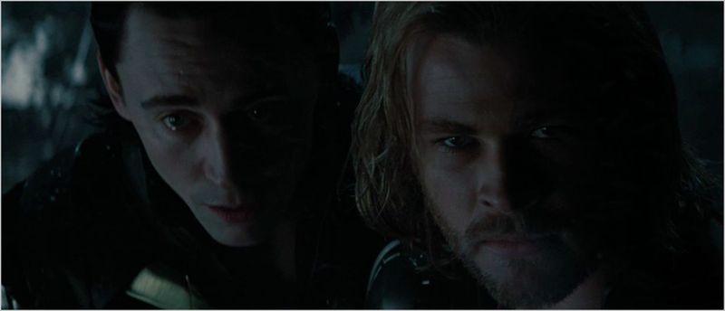 Thor, loki and thor