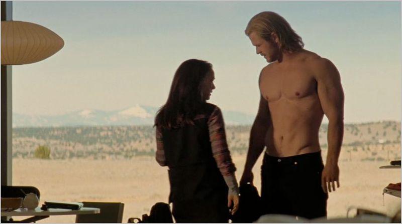 Thor and jane 1