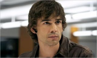 Covert affairs, horse to water, auggie