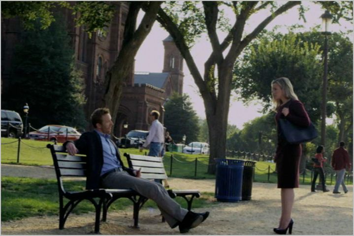 Covert affairs, what's the frequency, kenneth, annie and kenneth