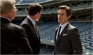 White collar, stealing home, peter and neal