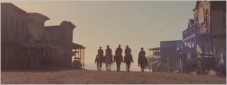 Magnificent seven, pilot, group
