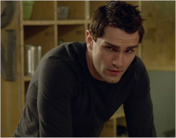Being human, syfy, i've got you under your skin, aidan