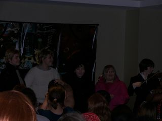 DragonCon 2011, Sherlock panel 1