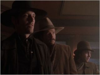Magnificent seven, obsession, chris, buck and jd