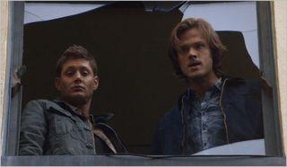 Supernatural, the third man, sam and dean
