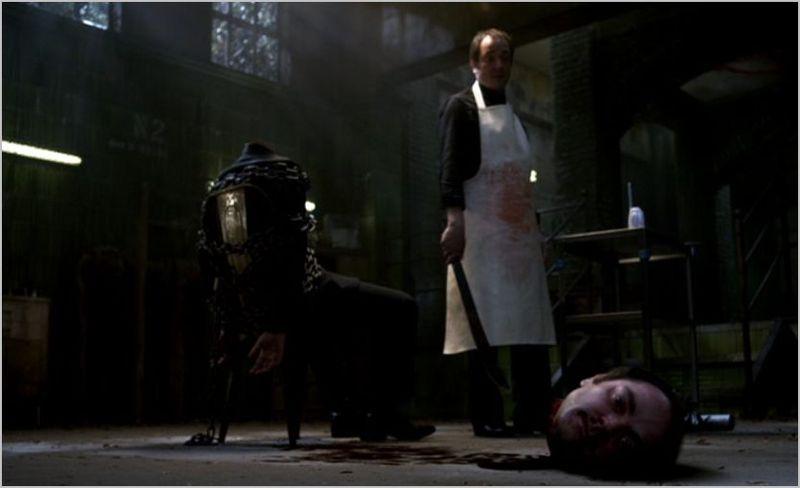 Supernatural, caged heat, crowleys 2