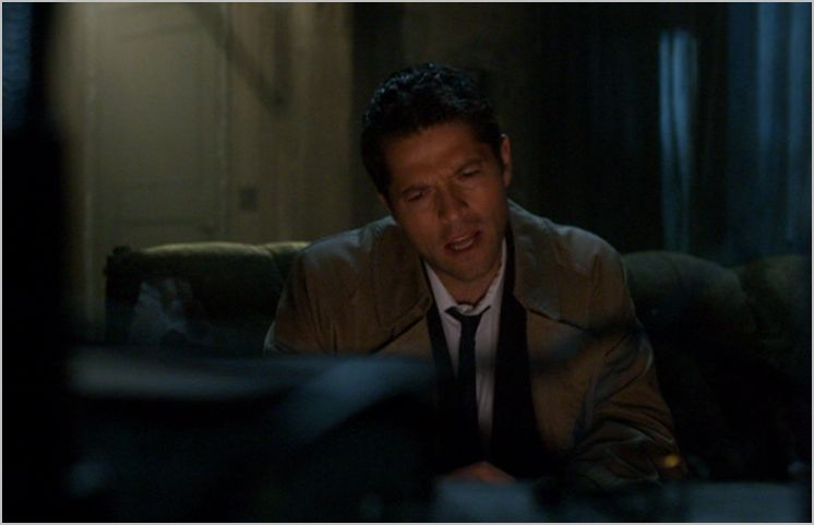 Supernatural, caged heat, castiel