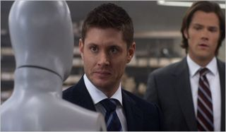 Supernatural, manequin 3 the reckoning, dean and sam 2