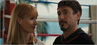 Iron Man 2, tony and pepper
