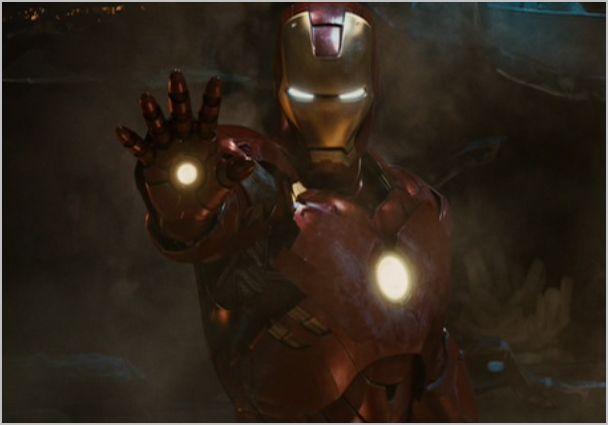 Iron Man 2, iron man 4