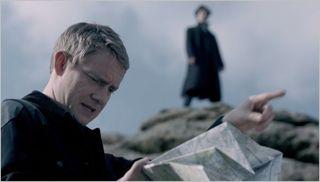 Sherlock, the hounds of baskerville, watson and sherlock