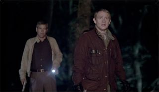 Sherlock, the hounds of baskerville, lestrade and watson