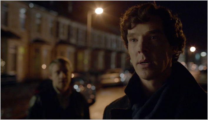 Sherlock, the reichenbach fall, sherlock and watson 3