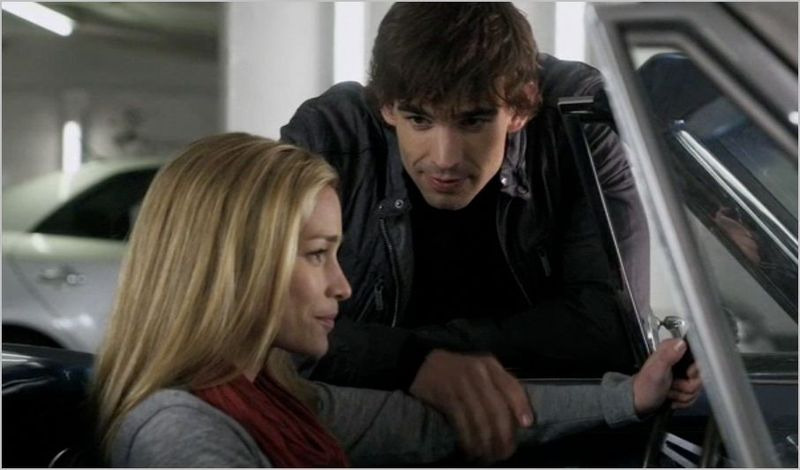 Covert affairs, letters never sent, annie and auggie